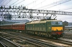 27003 Diana at Manchester 1964 E Electric, Electric Train, Electric Locomotive, Diesel Locomotive, British Rail, Photo Search, Commercial Vehicle, Manchester, Planes