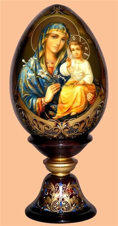 """Икона Пресвятой Богородицы """"Неувядаемый цвет"""" «Мастерская раритетов Монаховой»"""