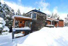 Los Cerezos House by G2 Estudio, San Carlos de BarilocheDesignRulz7 January 2015San Carlos de Bariloche is a touristic city located in the national park Nahuel Huapi, Argentinean Patagonia. Founded around 1... Architecture Check more at http://rusticnordic.com/los-cerezos-house-by-g2-estudio-san-carlos-de-bariloche/