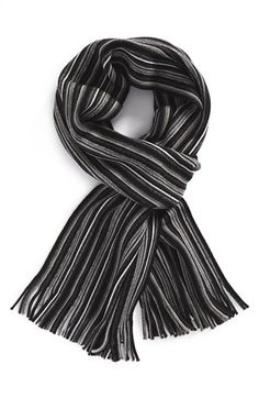 Men's BOSS HUGO BOSS 'Fadon' Virgin Wool Scarf