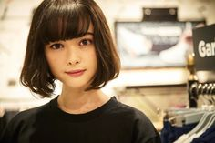 Sad Girl, Hairstyles Haircuts, Short Hair Styles, Hair Cuts, Hair Color, Actresses, Pretty, Model, People