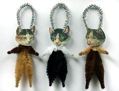 Shop        oldworldprimitives      Old World Primitives   Primitive Dolls, Spun Cotton & Chenille Ornaments