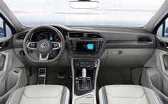 Volkswagen Tiguan 2016 - Poste de conduite #volkswagen #tiguan #crossover #suv #automotive #automobile #voiture #cars