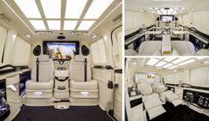 Viano Luxury Van by Daimler-Mercedes and Klassen