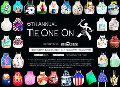 Have you purchased your tickets to the 6th Annual Tie One On yet?