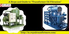 """A Steps and Guide to """"#Transformer #Oil #Filtration"""""""