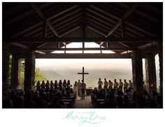 A Pretty Place wedding.  Photo by BerryTree Photography.