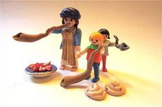 Playmobil Rosh Hashanah