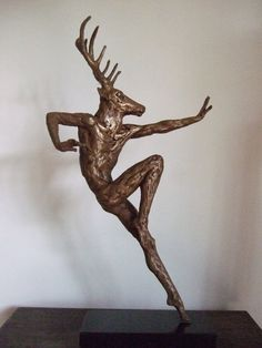 HERNE by Jewel-lilet.deviantart.com.  Luke wasn't sure what he thought about the Martha Graham version of Equis.