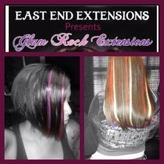 """Who's ready for high demension, fortifying , head turning, long lasting, voluminous extensions???  Welcome to Glam Rock . East end extensions will be introducing  its rockin extension line """"GLAM ROCK EXTENSIONS"""" this spring! Keratin Pre Tipped Remy Indian Hair Extensions only.   Stylists or salons in need of hair contact storm of East End Extensions to order """"Glam Rock Extensions"""".  More info on www.eastendextensions.com. Credit cards alwats accepted!"""