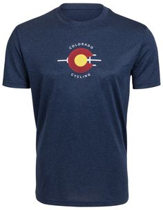 Louis Garneau Men s Colorado Crest Cycling T-Shirt e5aa62e83