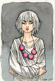 Hellen Jo #illustration