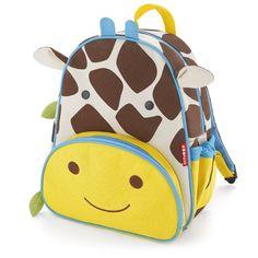 Skip Hop Zoo Toddler Bag Packs, Giraffe