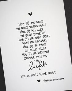 • Hoe jij mij kent • ©️ .......... 🖤 .......... . De liefste vriendinnen verdienen af en toe een ode! Zo ook mijn lieve vriendinnetje… Love Rules, Love Words, Beautiful Words, Mama Quotes, Happy Quotes, Life Quotes, Quotes Quotes, Favorite Quotes, Best Quotes