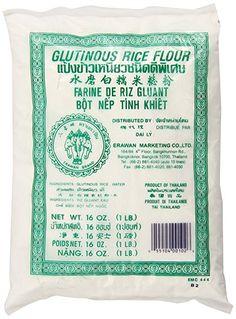 GLUTINOUS RICE FLOUR 1x16OZ [Hot Sale] ERAWAN THP