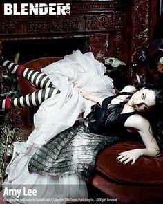 Amy Lynn Lee Hartzler  - Evanescence 291 by gamerakel, via Flickr