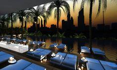 Dubai Rooftop - by Ludovica + Roberto Palomba