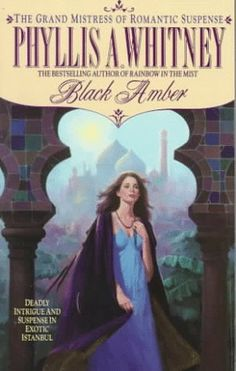 Black Amber by Phyllis A. Whitney