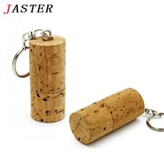 JASTER Wooden cork USB flash drive wood bottle plug pendrive 4G 8GB 16GB 32GB 64GB pen drive with keychain Logo customized gift //Price: $9.95      #shopping