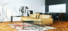 Inspiratie: grote schilderijen en kunst zijn de ultieme upgrades voor je woonkamer