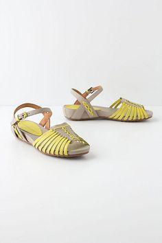 Alameda Huarache Sandals - Anthropologie.com