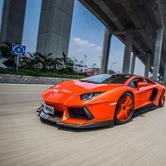 Awesome Lamborghini Aventador LP900 Molto Veloce By DMC Design