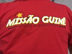 Vamos seguir em frente na nossa missão Guiné
