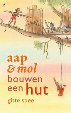 Cover Aap & Mol bouwen een hut