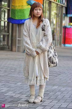 121104-4684 - Japanese street fashion in Shibuya, Tokyo