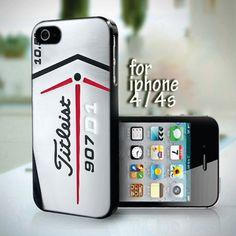 Titleist Golf Stick 907D1  4 design for iPhone 4 / 4s case