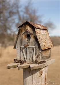Barn birdhouse ~ so adorable