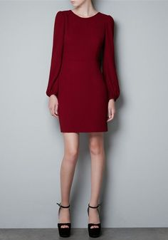 Perfect dress to wear for the Holidays!
