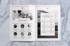 The Kinney Proposal template is a 16 page Indesign brochure template available in both A4 and US letter sizes. This template is for use as a Proposal / Estimate / Client Services / Agency or Studio BrochureAvailable for download here:http://graphicriver…
