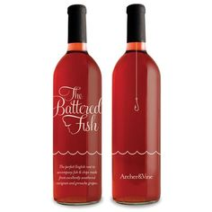 The Battered Fish wine