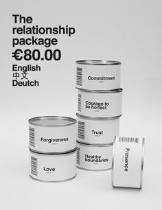 'The relationship package'
