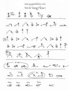 yin yoga - Recherche Google