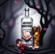 Absolut Cherry... I need to try this!