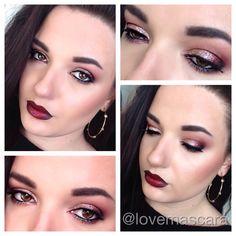Cranberry Makeup