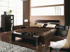 #chambre #design #chocolat  Photo : Gautier
