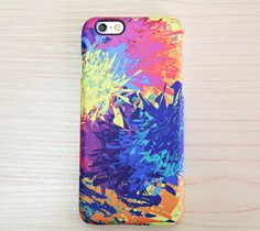 Abstract watercolor painting iPhone 6 Case/Plus/5S/5C/5/4S Case – Acyc