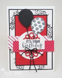 Sending Love DSP, Balloon Adventures DSP Balloon Pop Up Thinlits