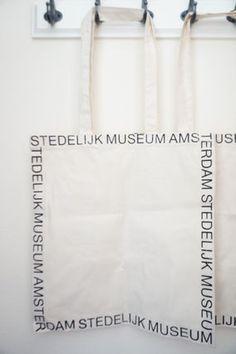 エコバッグ オランダ発★アムステルダム市立美術館 お洒落なトートバッグ