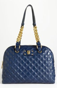 MARC JACOBS 'Karlie' Leather Shoulder Bag available at #Nordstrom