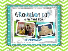 GroundHog DaY Art, Math, and Writing Freebie! -  Pinned by @PediaStaff – Please Visit http://ht.ly/63sNt for all our pediatric therapy pins