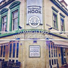 March 1905 where it all started. The butchers hook pub Chelsea FC CFC Chelsea Wallpapers, Chelsea Fc Wallpaper, Football Pub, Chelsea Football, Fc 1, Virgo Sign, Stamford Bridge, Fulham, Club