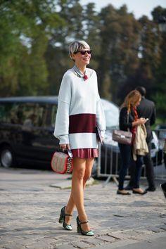 Elisa Nalin - Paris Fashion Week Spring 2014