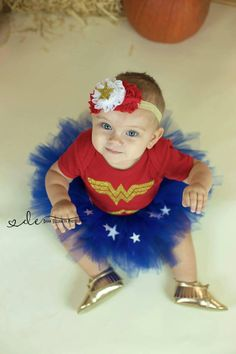 Hey, I found this really awesome Etsy listing at https://www.etsy.com/listing/483576011/wonder-woman-tutu-outfit-toddler-costume