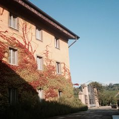 Villa Sparina Resort - Gavi #socialfoodewine #alessandriamonferrato