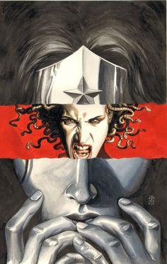 Wonder Woman by J.G. Jones