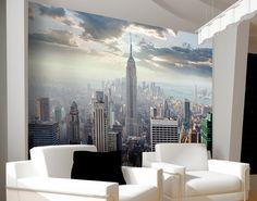 Papier peint photo NEW YORK SUNRISE 400x280  Photos Fonds d'écran Manhattan